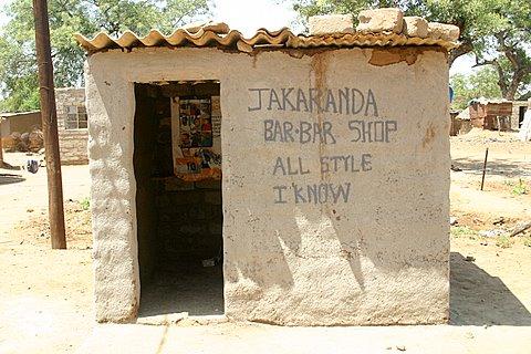 sydafrikansk barber (af Jan Jakobik)