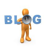 Sådan finder man din blog