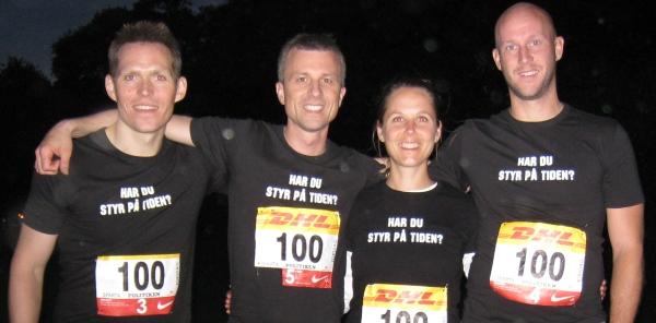 Styr På Tiden til DHL 2008