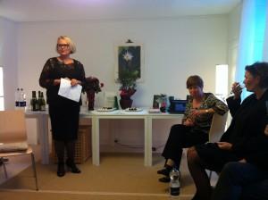 Lone Eriksen og Karin Høgh præsenterer Styr på penge-podcast